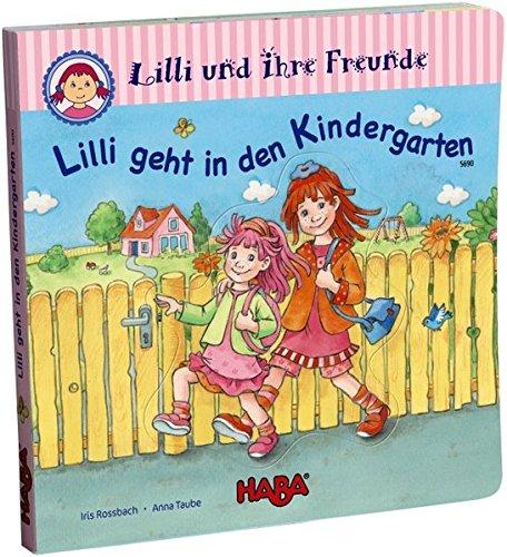 Preisvergleich Produktbild HABA 5690 - Puzzlebuch: Lilli und ihre Freunde - Tag im Kindergarten