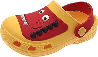 ChayChax Zuecos Unisex Niños Lindo Sandalias de Playa y Piscina Infantil Niña Niño Antideslizante Zapatillas Verano Zapato...