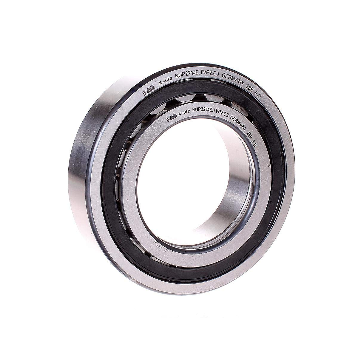 FAG NUP2214E-TVP2-C3 Cylindrical Roller Single Bearing Str Row Max Easy-to-use 54% OFF