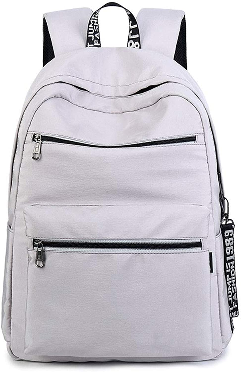 a7b79bc57 Joker Simple High School Student Backpack Campus Large Capacity Tide  Backpack
