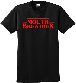 MazaaMode Stranger Shirt - Mouth Breather Shirt