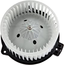HVAC plastic Heater Blower Motor w/Fan Cage ECCPP Front for 1999-2001 Jeep Grand Cherokee