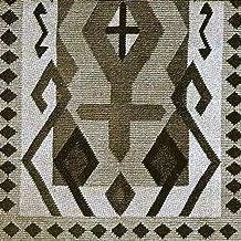 Navajo Indian Ceremonial Blanket Crochet Afghan Pattern