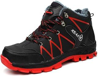NACKINg Chaussures de sécurité pour homme et femme S3 - Hiver - Imperméables - Avec coque en acier - Doublure chaude