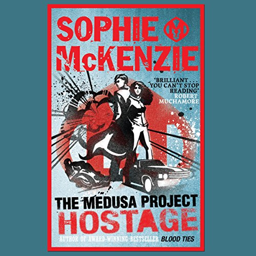 The Medusa Project: The Hostage cover art