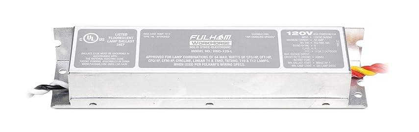 ドーム伴う町Adamax Fulham WH3-120-L 64-watt Workhorse 3 Fluorescent Electronic Ballast by Adamax [並行輸入品]