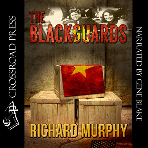 The Blackguards audiobook cover art