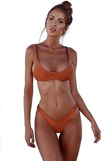8091bef87b80 Amazon.es: bikini brasileño - Mujer: Ropa