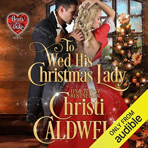 To Wed His Christmas Lady cover art