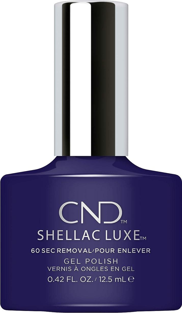 操縦する威する今後CND Shellac Luxe - Eternal Midnight - 12.5 ml / 0.42 oz