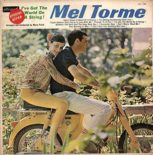 I've Got The World On A String ! - Mel Torme LP