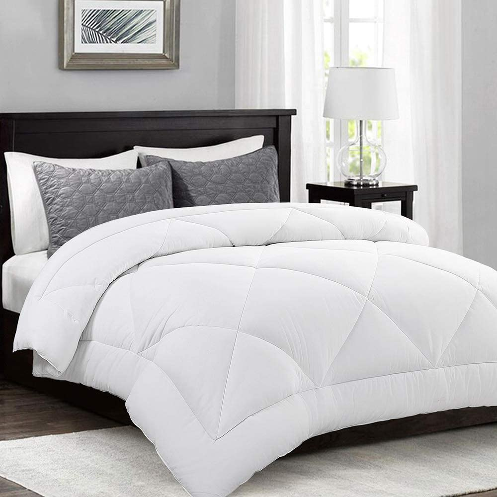 All-Season King Size Our shop OFFers the Max 67% OFF best service Comforter-Soft and Re Cooling Comforter for