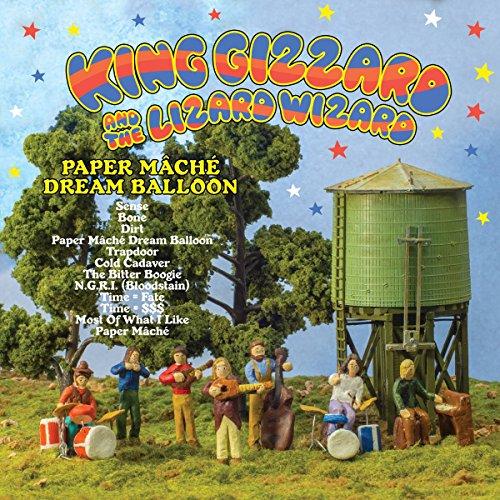 Paper Mache Dream Balloon [VINYL]