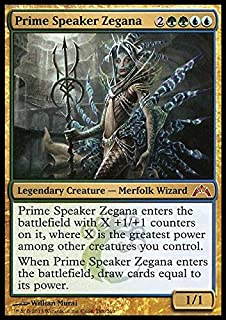 Magic: the Gathering - Prime Speaker Zegana (188) - Gatecrash