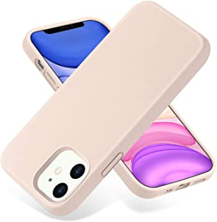 SNBLK Compatible with iPhone 12 Case/Compatible with iPhone 12 Pro Case Liquid Silicone 6.1 Inch (2020),Soft Thick Protect...