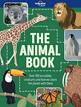 The Animal Book  Lonely Planet Kids