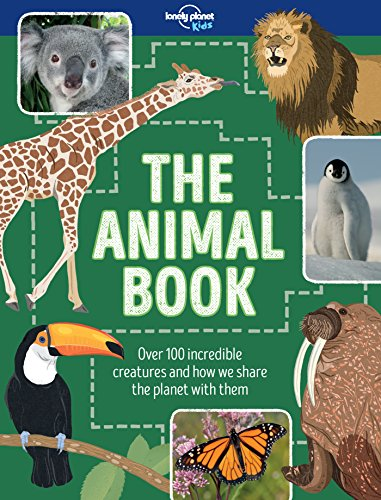 The Animal Book (Lonely Planet K...