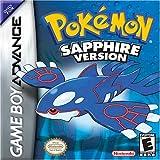 Pokemon Sapphire Version - Game Boy Advance by Nintendo [並行輸入品]