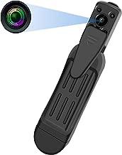 Hidden Cameras Upgraded- 1080P HD Long Time Video Recording Portable Action Camera