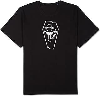 Sword Art Online T Shirt Laughing Coffin Cotton Short Sleeve T-Shirt