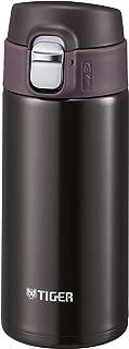 TIGER 虎牌 保温杯 SAHARA MMJ系列 巧克力棕色 360ml MMJ-A361-TC