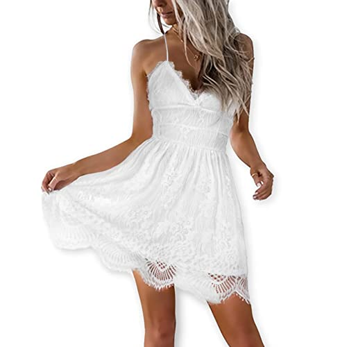 Women's White Dresses: Amazon.com