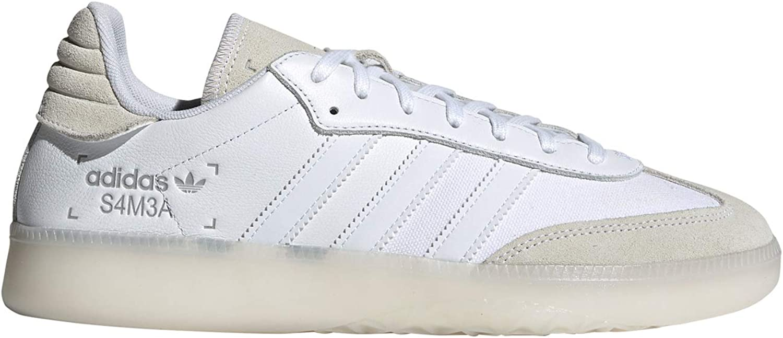 Adidas Samba RM Weiß Weiß grau 43