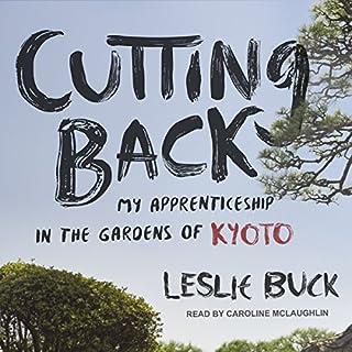 Cutting Back audiobook cover art