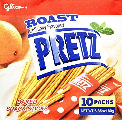 Pretz Roast Baked Snack Sticks