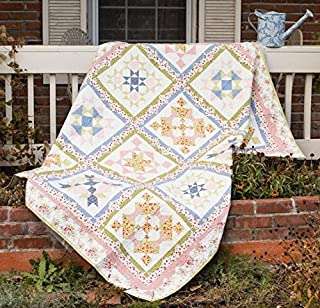 Garden Grove Block Of The Month Quilt Kit - 294 - Moda - Windemere - BACKING INCLUDED