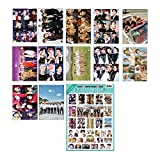 K-POP Idol Group 2020 New 12 Poster + 1 Sticker Set (All A3 Size) (EXO)