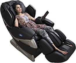 JSB MZ16 Full Body Massage Chair for Home and Office (Luxury 3D Space Saving Design)