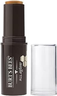 Burt's Bees 100% Natural Origin All Aglow Bronzer Stick, Bronze Splash - 0.3 Ounce