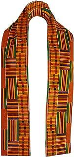 Kente African Print Stole/Sash