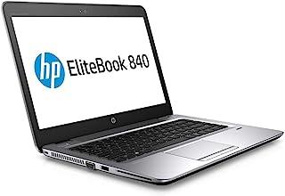 HP EliteBook 840 G3 - Ordenador portátil de 14 Pulgadas, CPU Core i5 2,3 GHz, 8 GB RAM, 256 GB SSD, Windows 10 Pro (Reacon...