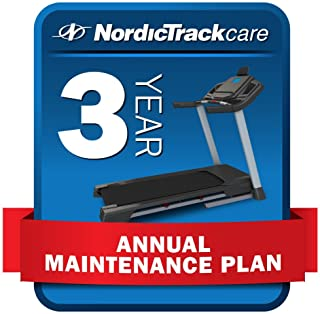 NordicTrack Care 3-Year Annual Maintenance Plan for Fitness Equipment $0 to $999.99