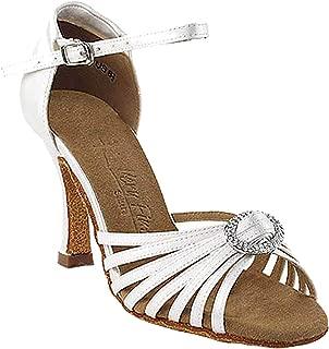 Women Ballroom Dance Shoes Tango Wedding Salsa Shoes Sera1671BEB Comfortable-Very Fine 3