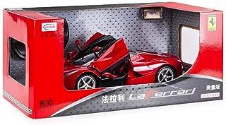 Rastar Licensed 1:14 Scale Ferrari LaFerrari Open Door Remote Controlled Sports Car