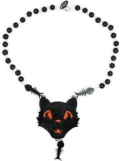 Sweet Midnight Halloween Black Cat Jewelry