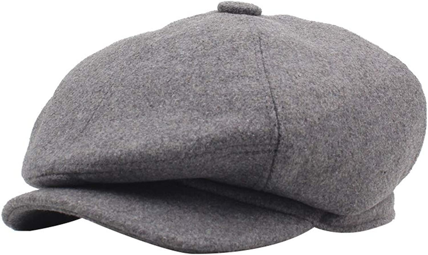 Men and Women Berets Autumn and Winter Warm Hat Old Hat Cap.