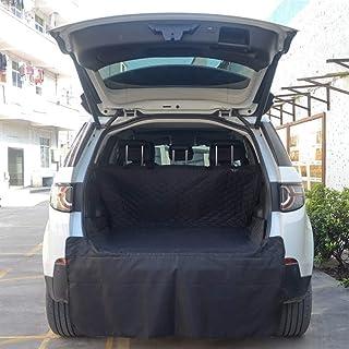 Dog Travel Hammock, Pet Car Mat, Car Trunk Mat, Waterproof Mat with Pet, Durable Scratch-resistant Washable Pet Seat Cover...
