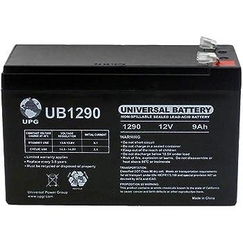 APC BackUPS Pro 650 BP650SUS UPSBatteryCenter Compatible Replacement Battery RBC4