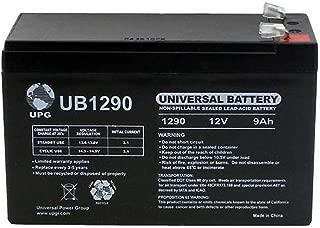 Universal Power Group 12V 9Ah SLA Battery Replacement for Vexilar UP2012D FL-20 Ultra Pack