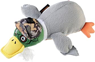 Duck Dynasty Si Plush Toy for Dogs with Chew Guard, Small