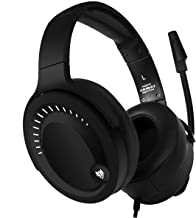 NUBWO Gaming Headset with Noise Canceling Mic, Stereo Gaming Headphones for PS4, PS4 Pro, Xbox one S / X , Nintendo Switch, PC