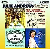 Songtexte von Julie Andrews - Four Classic Albums