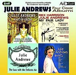 My Fair Lady/Julie Sings/Lass with Delicate Air/Tell It Again