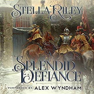 A Splendid Defiance audiobook cover art