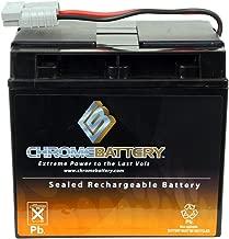 RBC7 UPS Complete Replacement Battery Kit for APC SU1400 SU1400VS SU1400NET