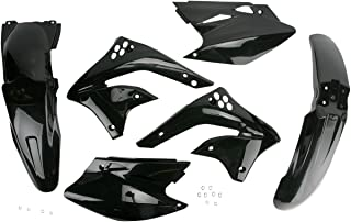 Acerbis Black Body Plastic Kit